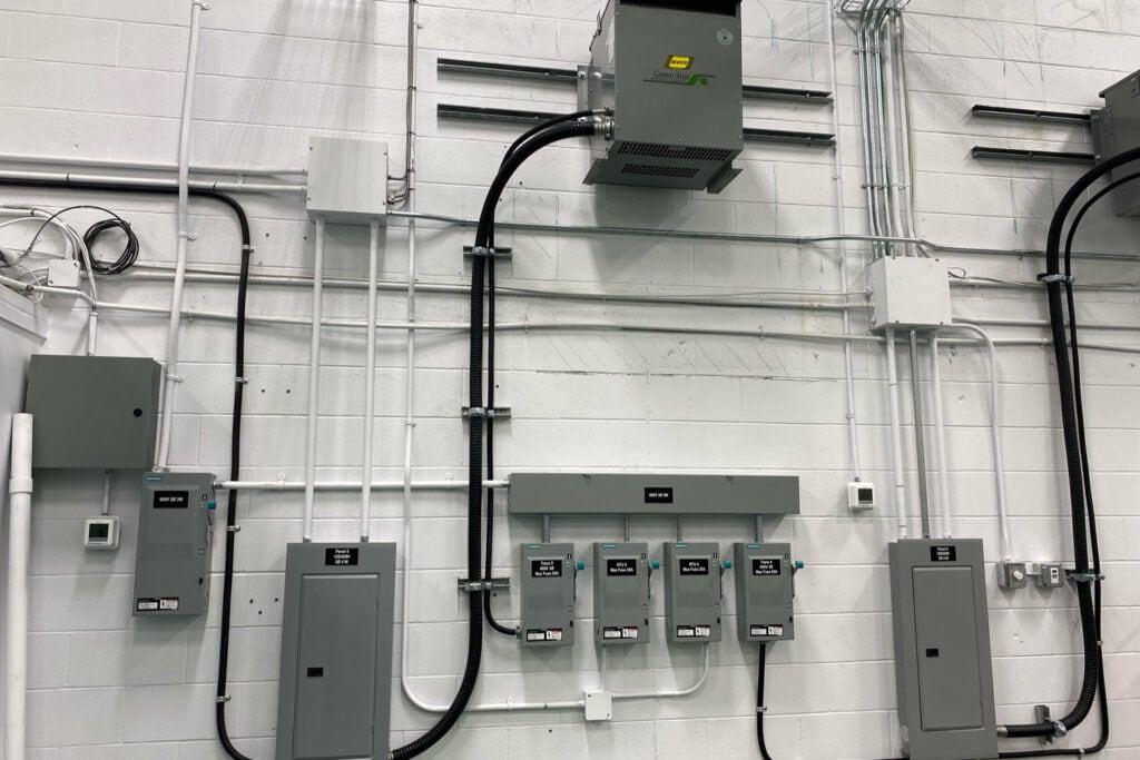 electrical workmanship